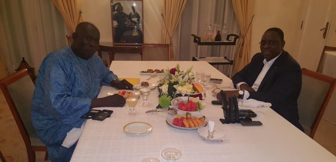 Baba Tandian : « L'idée que Macky Sall a été à la base de ma rupture avec Malick Gakou me fait sourire »