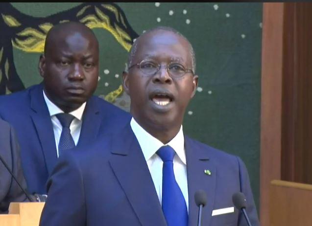 Questions d'actualité : Le PM face aux députés jeudi prochain