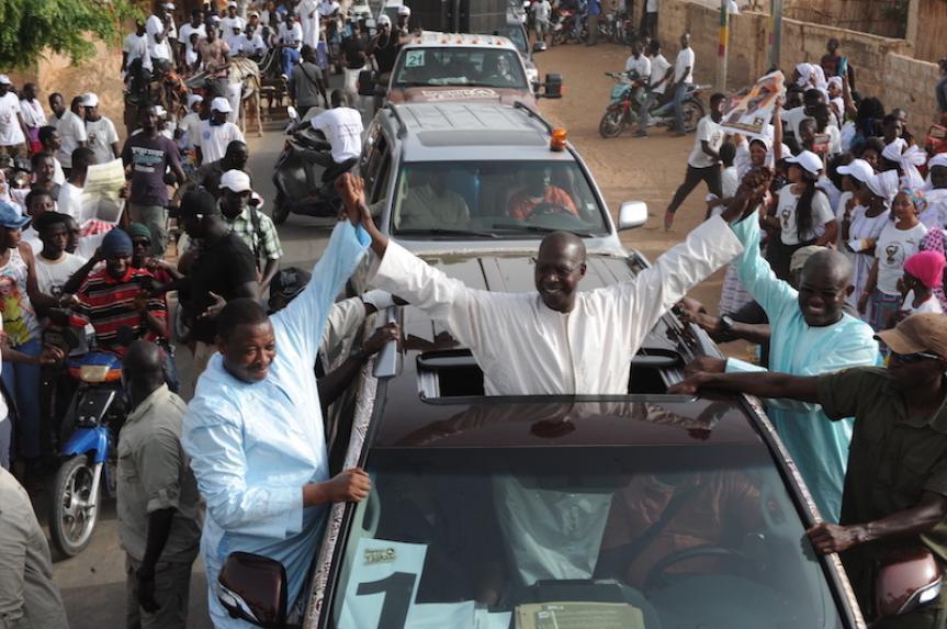 Abdallah Dionne sur la Présidentielle de 2019 : «Il y a Macky Sall qui parle au Peuple sénégalais et les autres candidats qui parlent à Macky Sall»