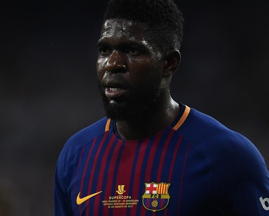 Mercato: ça se complique entre Umtiti et le Barça, Manchester United serait déjà le coup