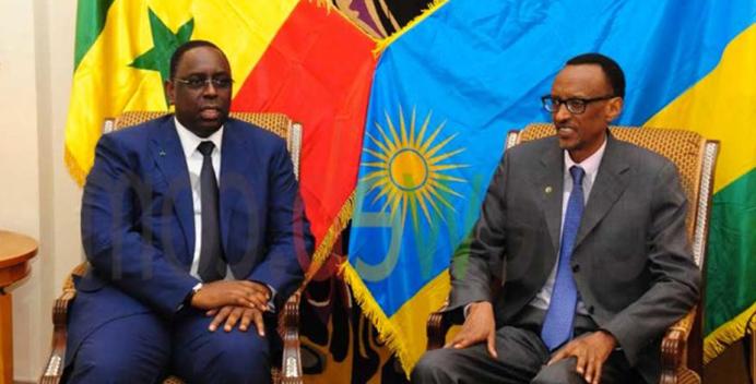 Le Président Macky Sall à Kigali pour la deuxième édition du Next Einstein Forum
