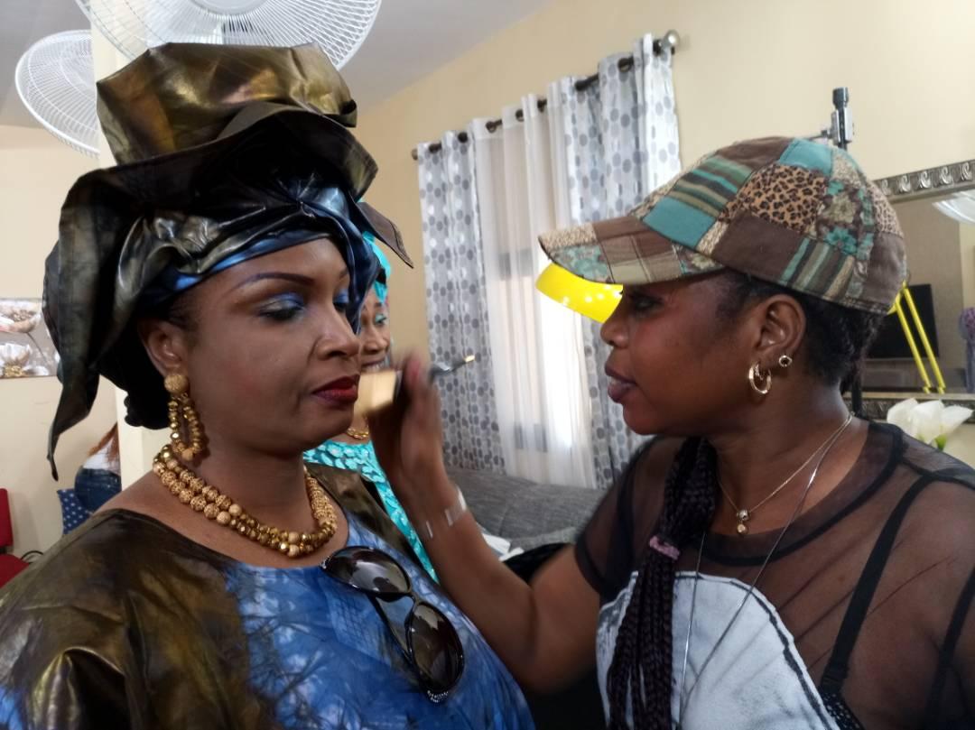 Entretien avec Ndella Amar, la maquilleuse des célébrités