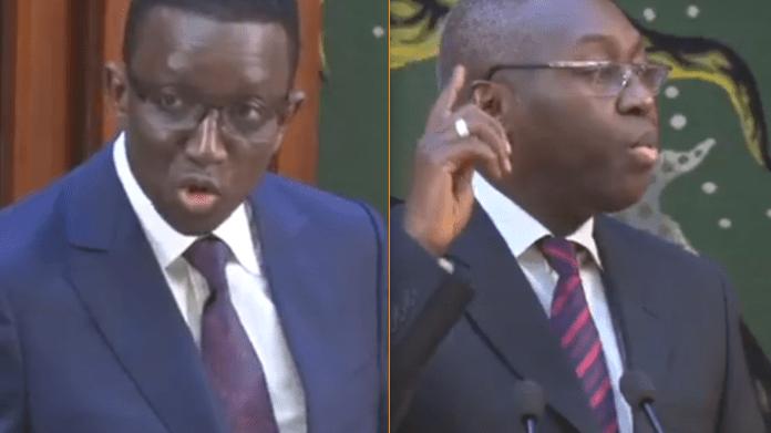 Mamadou Lamine Diallo : « Enfin, Amadou Ba avoue des difficultés économiques »