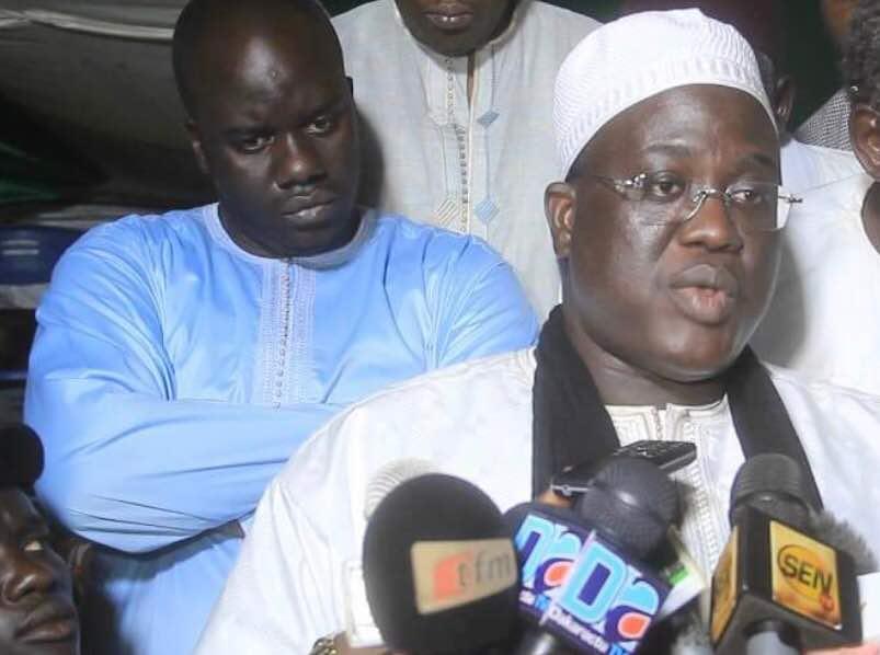 Politique à Touba et Mbacké: Serigne Abdou Khoudoss Mbacké fustige le comportement de Cheikh Abdou Lahad Mbacké Gaïndé Fatma
