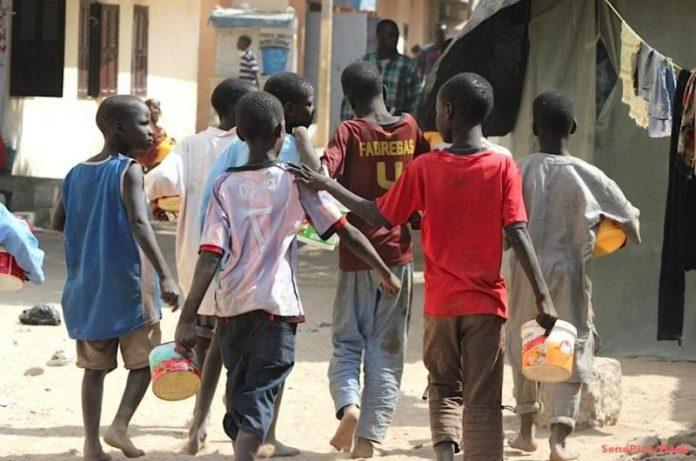 Enfants de rue: le retrait reprend aujourd'hui