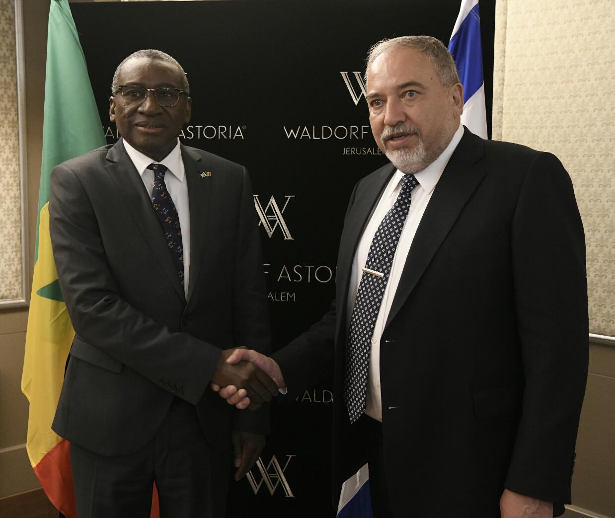 Israël se réjouit du nouveau pas de géant dans ses relations diplomatiques avec le Sénégal