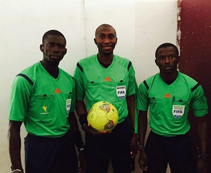Mondial 2018 : découvrez la faramineuse prime des arbitres sénégalais