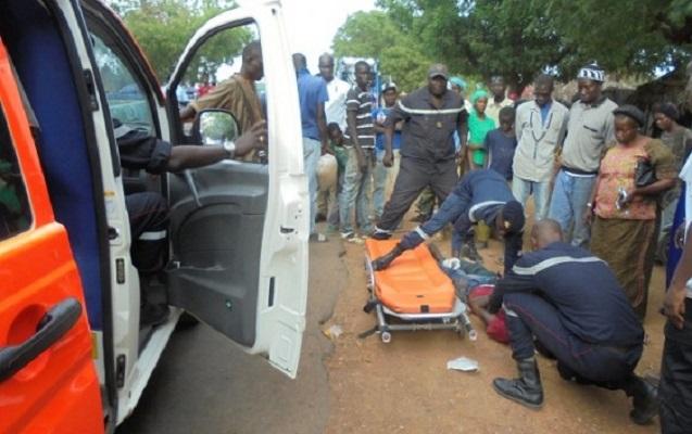 Accident de la route: Un mort et une vingtaine de blessés sur la route de Mbour