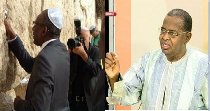 """Le ministre des Affaires étrangères devant le Mur des Lamentations:  Scandalisé, Sidy Lamine Niasse traite Sidiki Kaba de """"sioniste"""""""