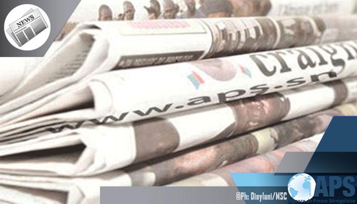 SENEGAL-PRESSE-REVUE: Les quotidiens à fond sur la condamnation de Khalifa Sall