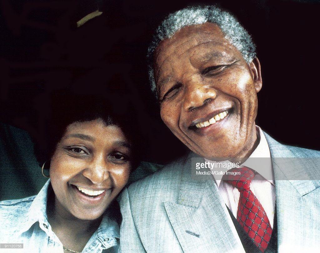 Winnie Mandela, l'ex-épouse de Nelson Mandela, est décédée