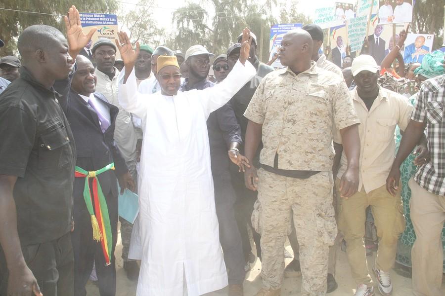 Mamour Diallo: «Les femmes n'ont jamais été mieux servies que sous Macky Sall »