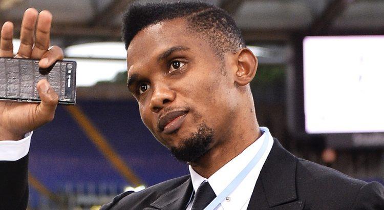 Samuel Eto'o menace de porter-plainte contre Jeune Afrique