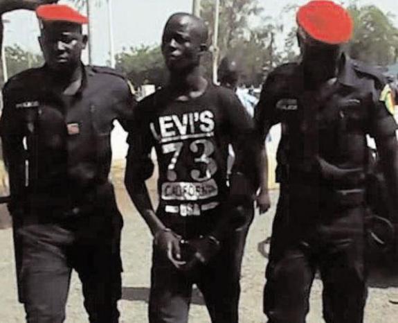 """""""Boy Djinné"""" condamné à 2 ans de prison ferme"""