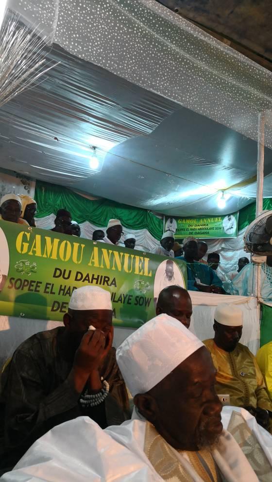 15 photos : Gamou El Hadj Abdoulaye Sow, Dagana a fêté l'érudit et marabout waalo-waalo