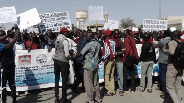 Indemnité de logement aux enseignants : le chef de l'Etat confirme une augmentation de 25 mille francs CFA