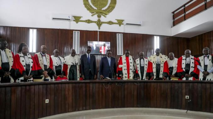 Naufrage de la Justice sénégalaise, par Mamadou Sy Tounkara