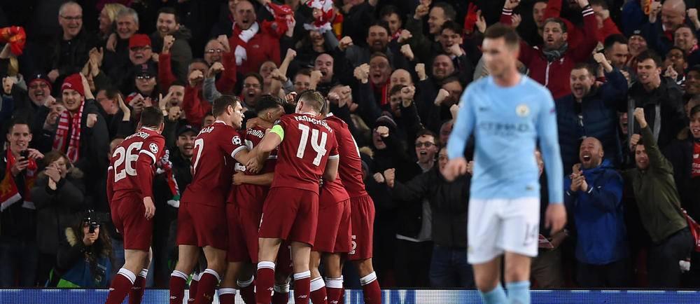 Ligue des champions : Sadio Mané et Liverpool griffent l'ogre mancunien à Anfield (3-0)