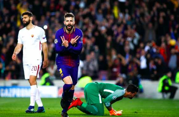 La Roma se suicide à Barcelona