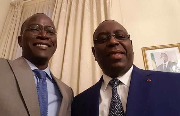 04 avril 2018 : Yakham Codou Ndendé Mbaye sort son « riti » et chante Macky