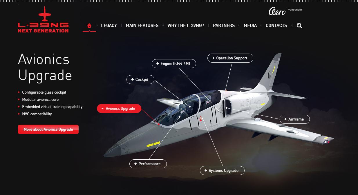 Aviation militaire : Le Sénégal signe un contrat avec «Aero Vodocho» pour l'acquisition de  quatre L-39NG, en configuration d'attaque