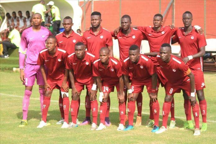 Génération Foot domine les Marocains du RS Berkane (3-1) en Coupe de la CAF