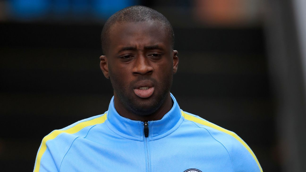 Football: Yaya Touré accuse Eto'o, Drogba, Okocha, Essien