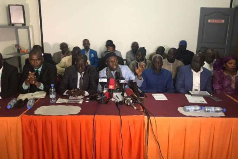Face aux « dérives » de Macky Sall : L'IDE se transforme en Front de résistance nationale