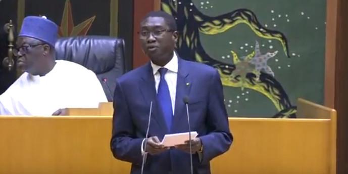 Mamadou Lamine Diallo député : « Ismaila Madior Fall est aussi dangereux que le parrainage »