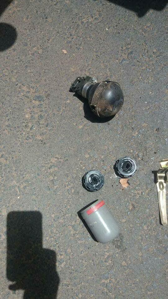 Marche interdite des enseignants à Ziguinchor: les images de la répression