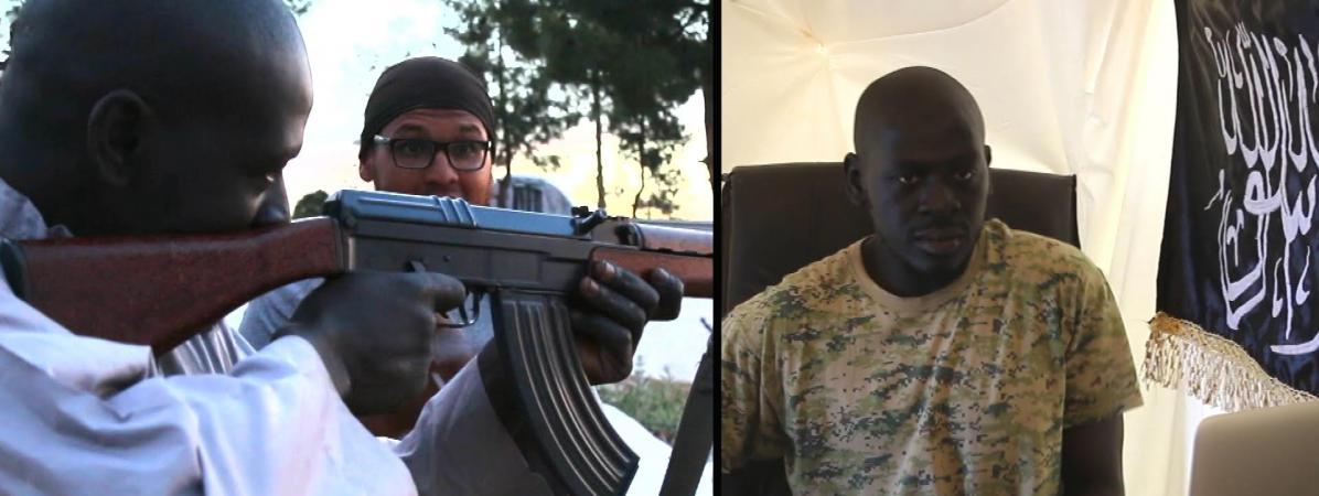Omar Diaby alias Omar Omsen, le Jihadiste franco-sénégalais en Syrie
