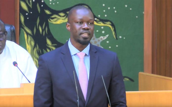 Ousmane Sonko réagit sur les contrats pétroliers sur sa page Facebook et il donne rendez-vous le 19 avril prochain