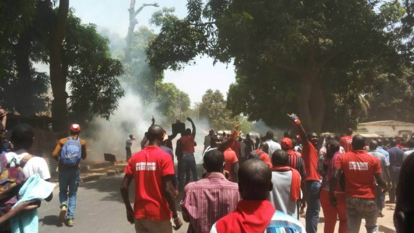 Répression de la marche des enseignants à Ziguinchor:  l'Inter-Cadre exprime son indignation et met en garde le gouvernement