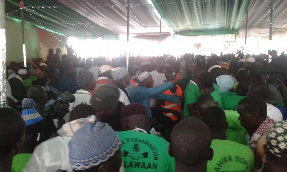 URGENT - Ziarra de Amadou Gaye au Fouta. Ce que l'on sait de la bataille rangée entre Abdoulaye Daouda Diallo et Cheikh Oumar Hanne