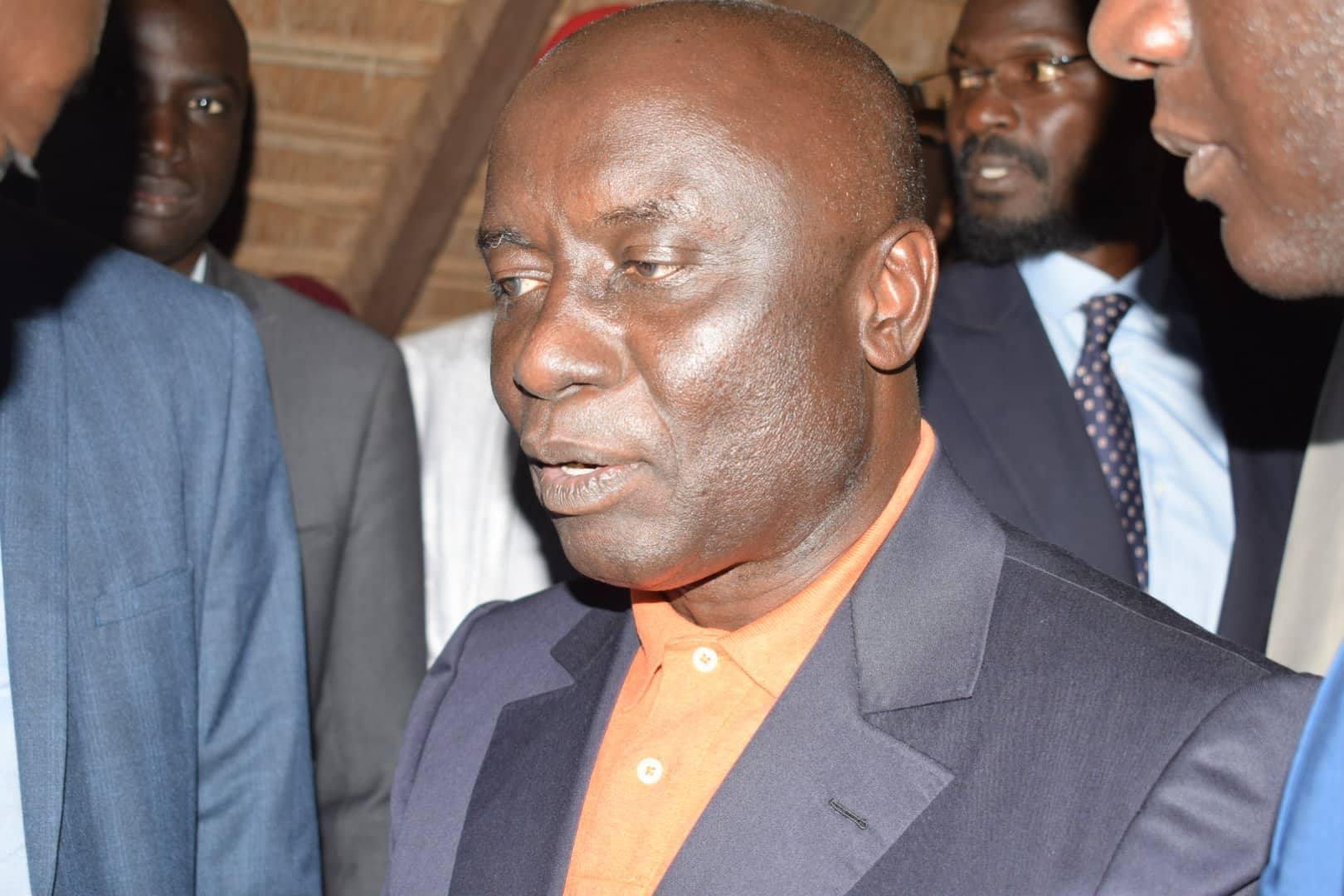 """Idrissa Seck sur le parrainage : « Si Macky Sall viole la Constitution du Sénégal le 19 avril, nous le dégagerons de là"""""""