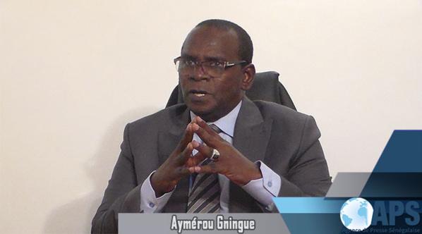 Aymerou Gningue : «Les conditions sont réunies pour que le projet de loi passe sans violence».