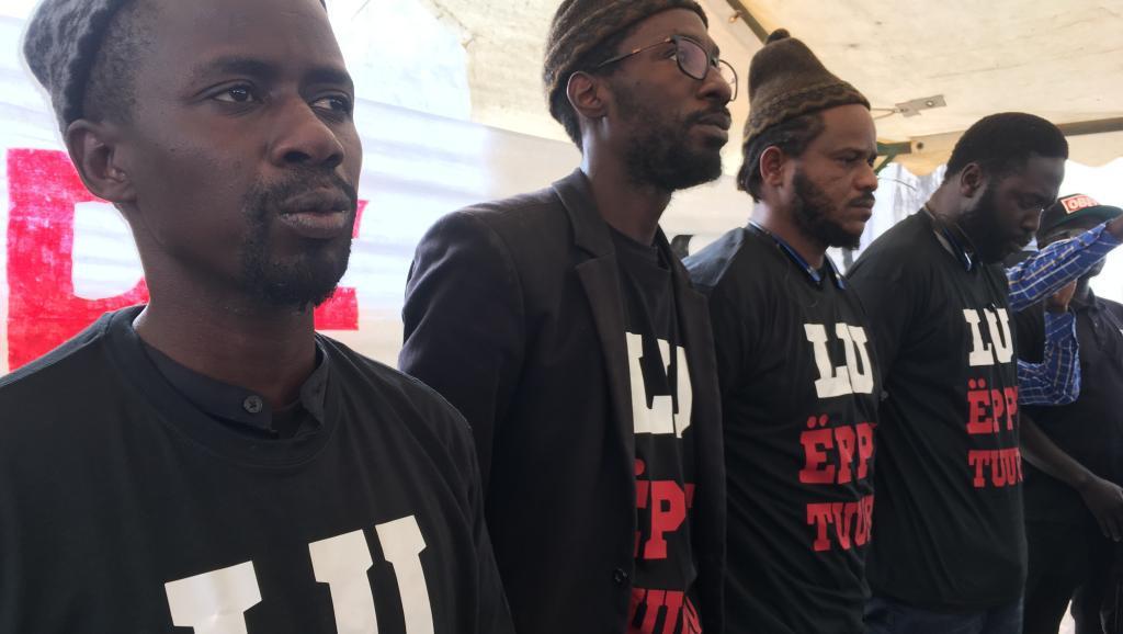 Parrainage : « Y en a marre » ira devant les grilles de l'Assemblée nationale