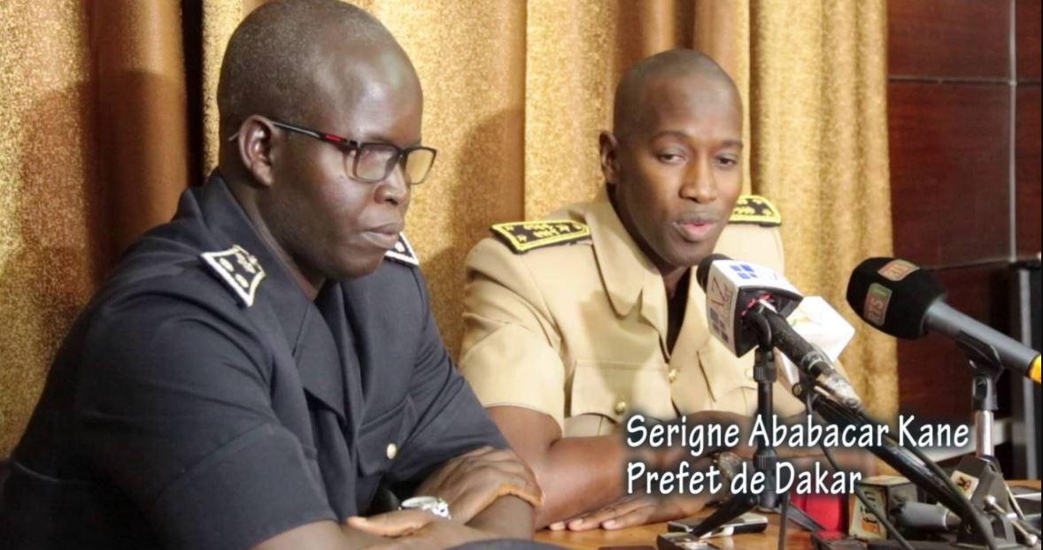 Jeudi de tous les dangers: Le préfet de Dakar interdit tout rassemblement au centre-ville