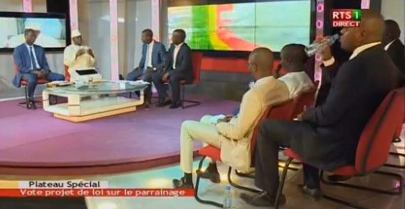 Parrainage : L'opposition dénonce la propagande de la RTS au service de l'Etat-Parti APR/BBY