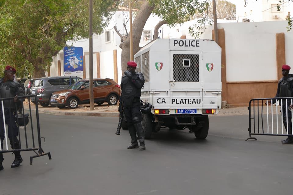 Malick Gakou arrêté