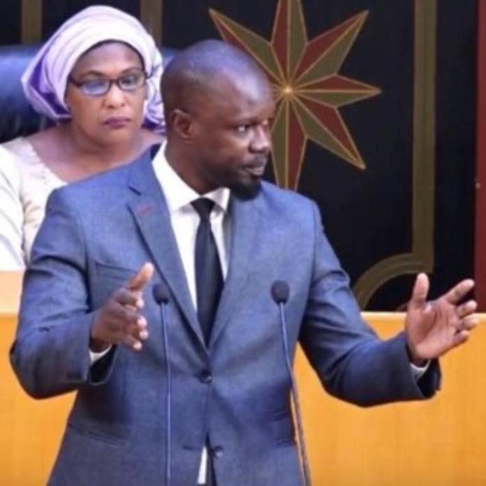 "Ousmane Sonko : ""L'Assemblée sera bloquée si…"""
