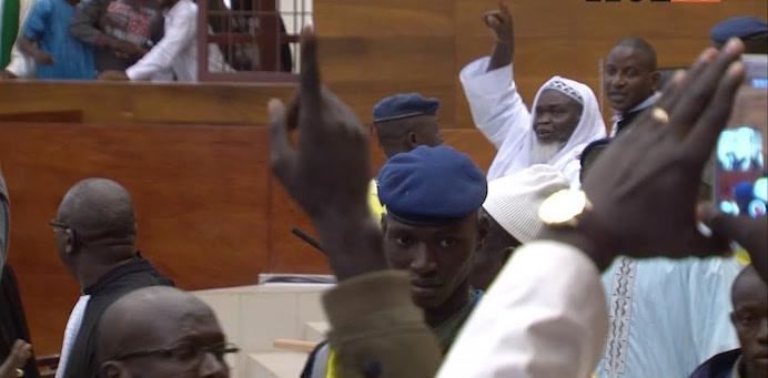 Procès imam Ndao et Cie:  Violente prise de becs entre  Me Ousseynou Fall et le Procureur, l'audience suspendue