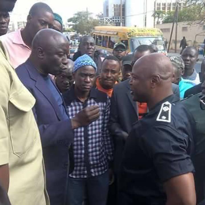 """Idrissa Seck raconte son arrestation : """"Le Commissaire de police m'a mis dans une fourgonnette avant de me gazer"""""""