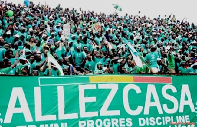 "Le Casa Sports condamne l'existence d'un ""Allez Casa 2"""