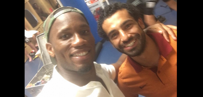 Football: Mohamed Salah bat le record de Drogba, la réaction de l'Ivoirien