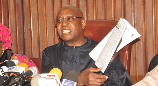 Abdou Faty, Secrétaire général Sels/Authentique, « l'attitude de Serigne Mbaye Thiam n'honore pas la République »