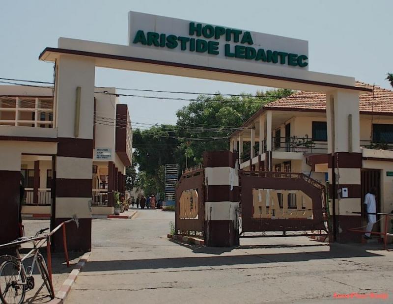 A l'hôpital Le Dantec, sur plus de 1000 agents, seuls les 300 sont qualifiés