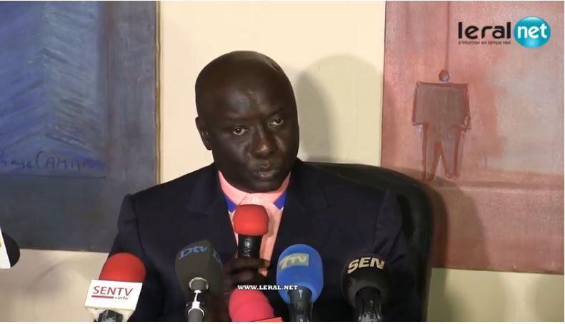 Mamadou Sy Tounkara fusille Idrissa Seck et prend la défense du Pr Songué Diouf