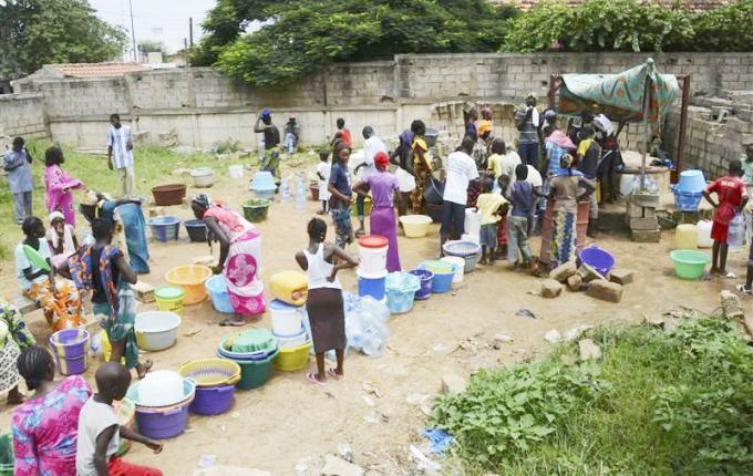 Touba : plusieurs quartiers sans eau depuis 12 jours