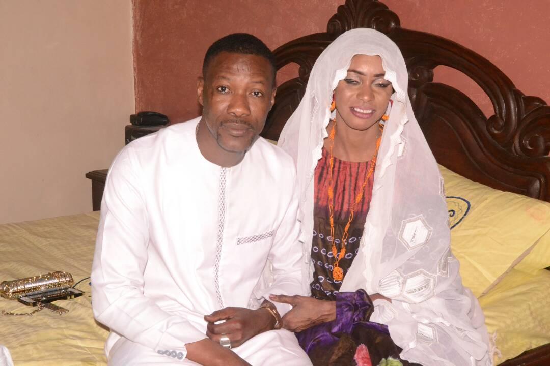 18 photos : Tange Tandian Vipeoples s'est marié